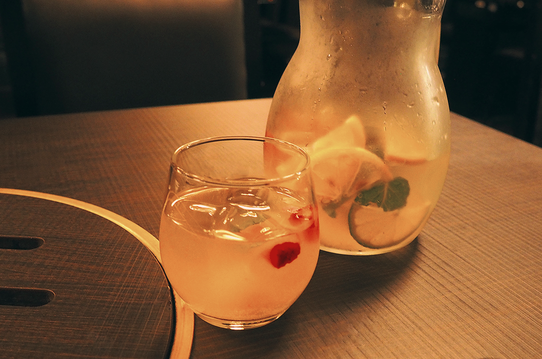 Wagyu Ya Japanese Restaurant South Yarra Toorak Review - Lychee Cocktail3