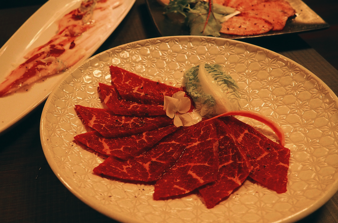 Wagyu Ya Japanese Restaurant South Yarra Toorak Review - Wagyu M9 Rump Cap Slices