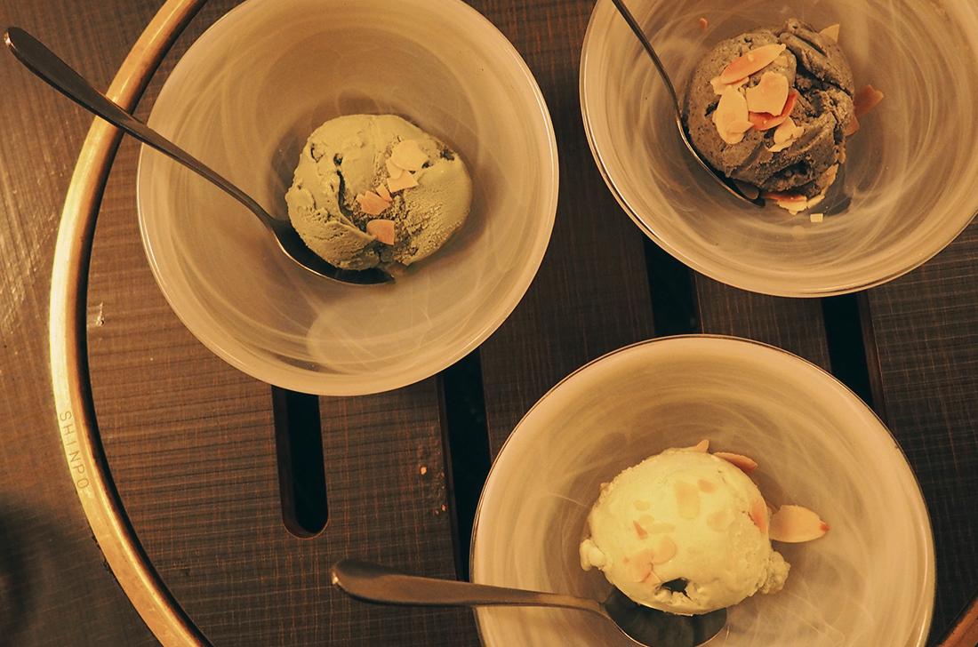Wagyu Ya Japanese Restaurant South Yarra Toorak Review - Ice Cream