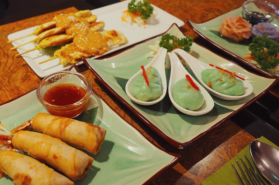 Palm Sugar Royal Thai Richmond Blog Review