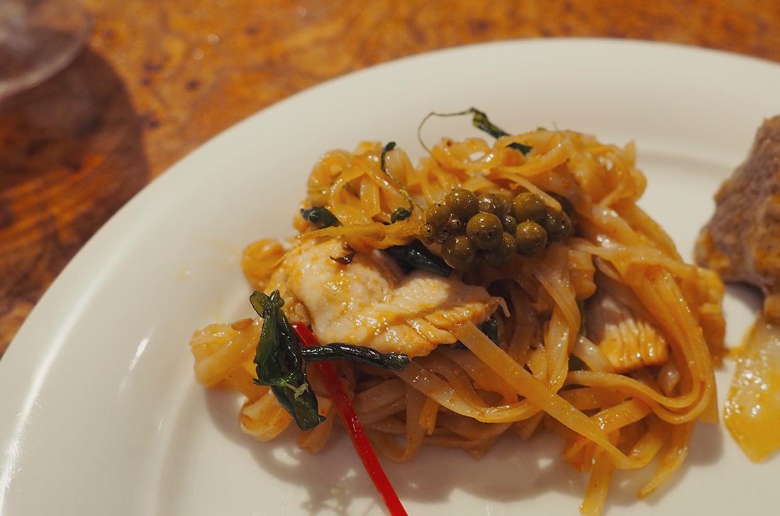 Palm Sugar Royal Thai Richmond Blog Review drunken noodles 3