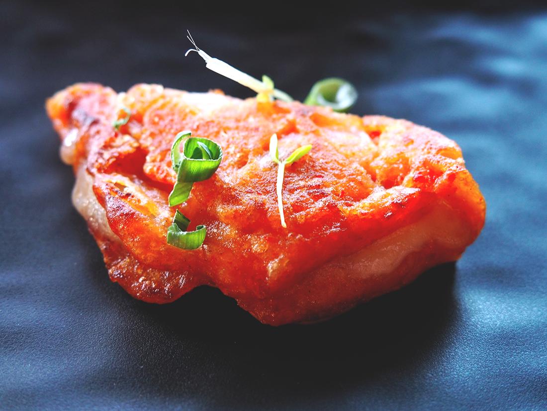 Baotime Blog Review Richmond Baogers - Gangnam Kimchi Pancake 2