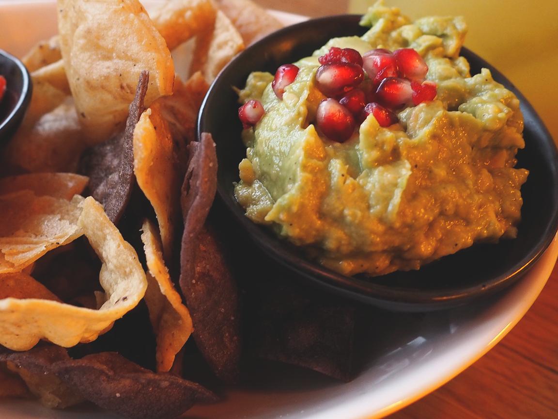 Fonda Mexican Hawthorn Blog Review - tortilla crisps 3