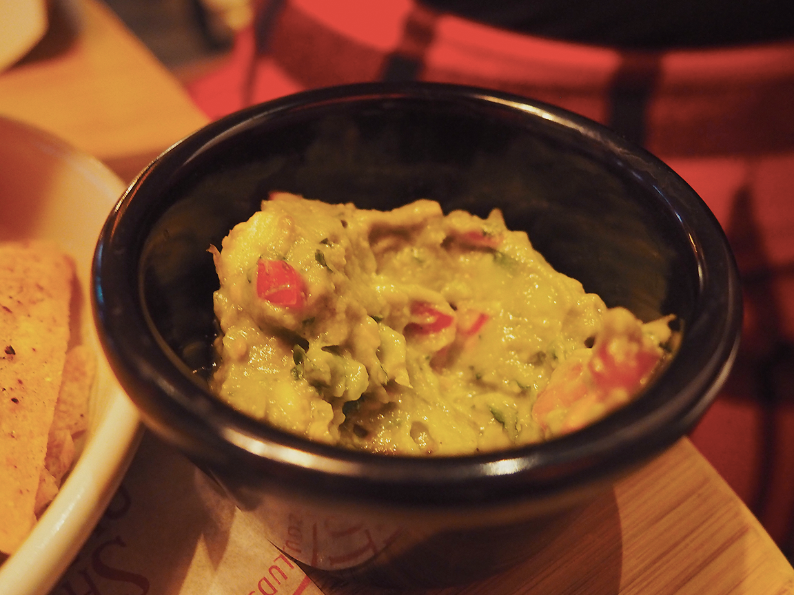 San Antone by Bludso's BBQ - Blog Review Guacamole