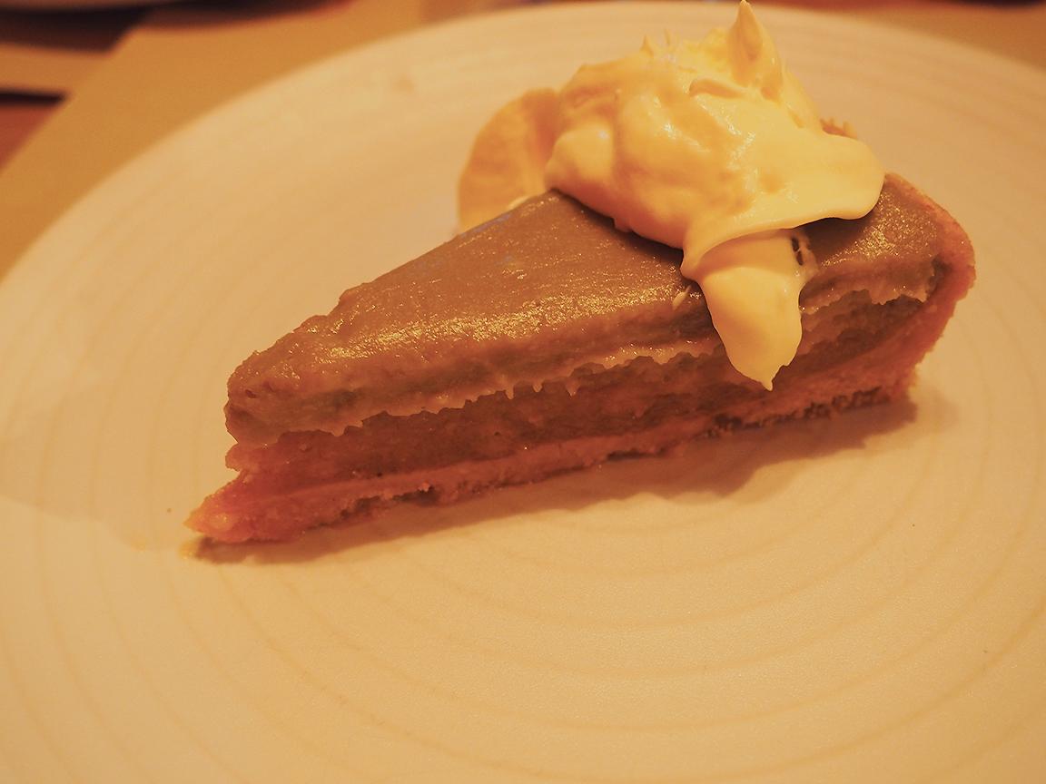 San Antone by Bludso's BBQ - Blog Review roasted banana cream pie