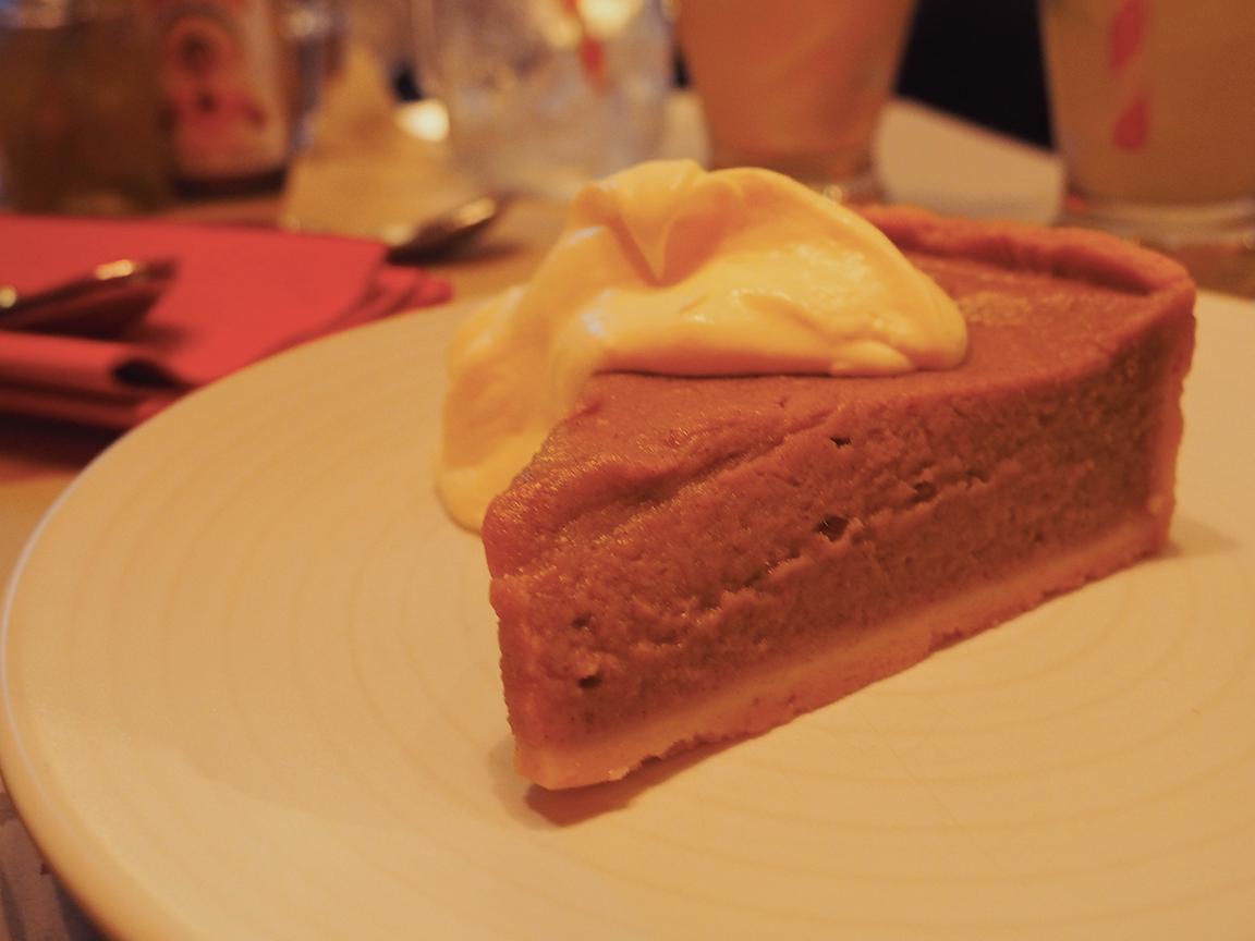 San Antone by Bludso's BBQ - Blog Review sweet potato pie
