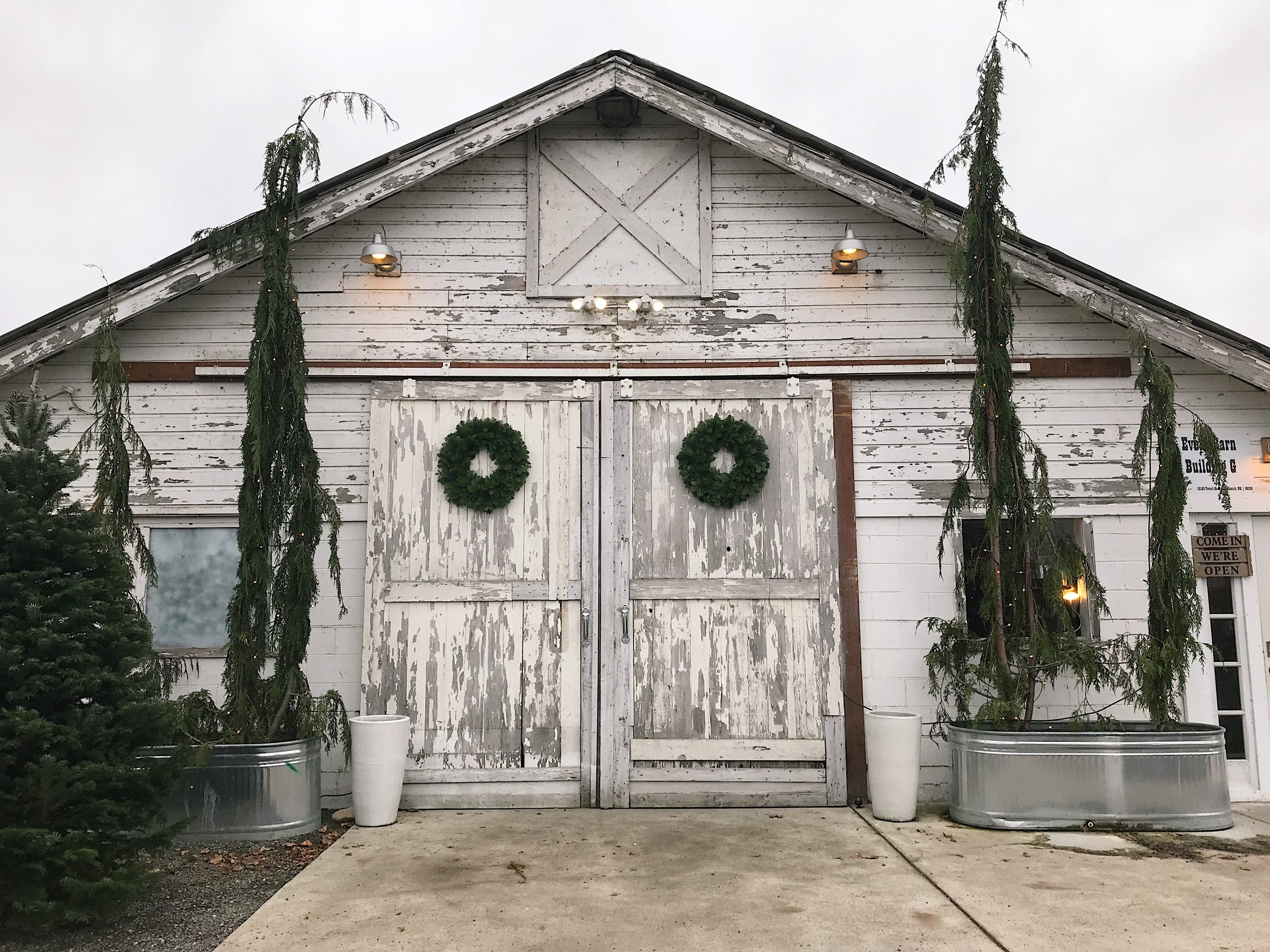 Dairyland, Washington Wedding Venue & Christmas Tree Farm