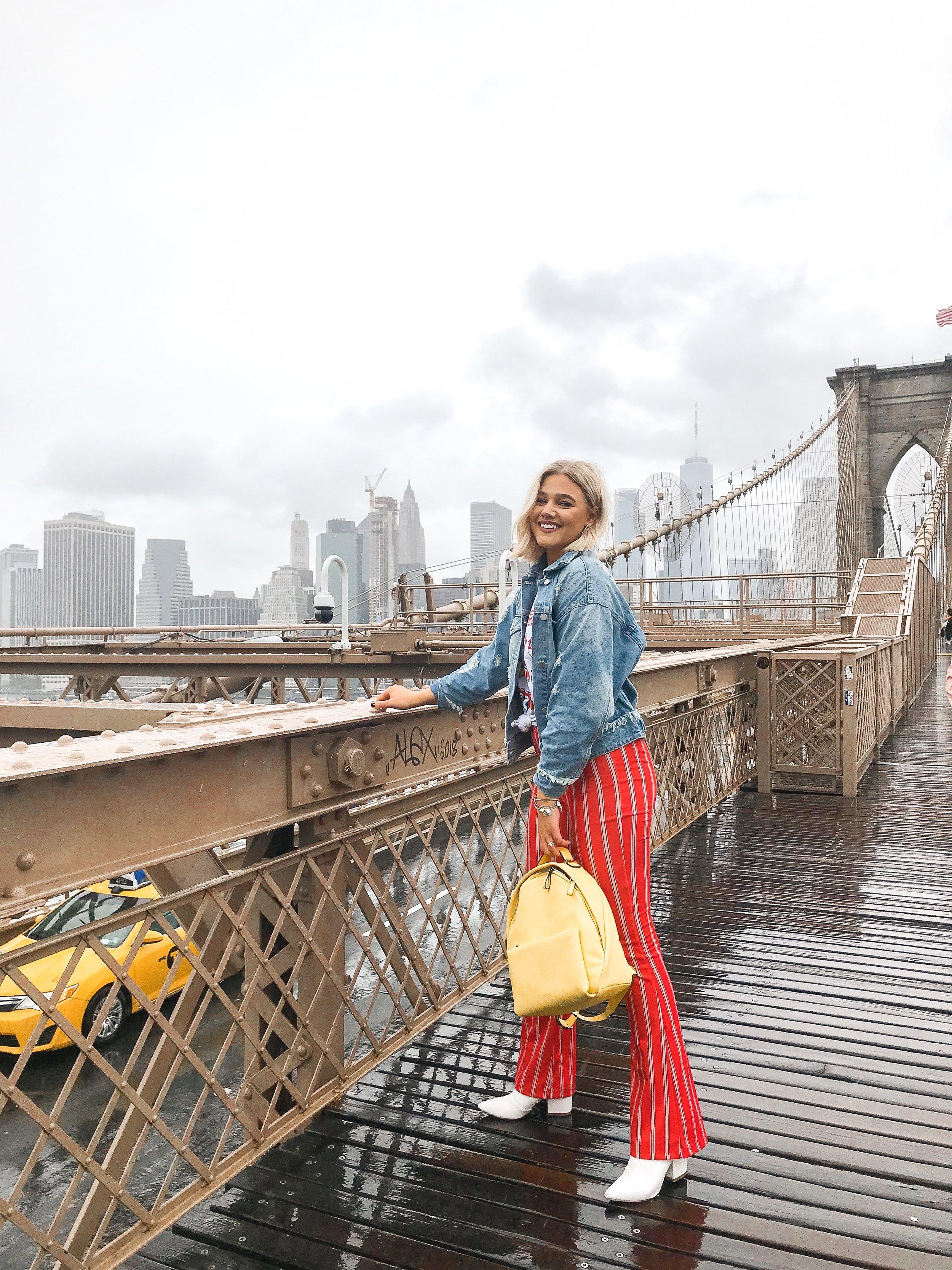 Bre Sheppard - My First NYFW - Brooklyn Bride.JPG