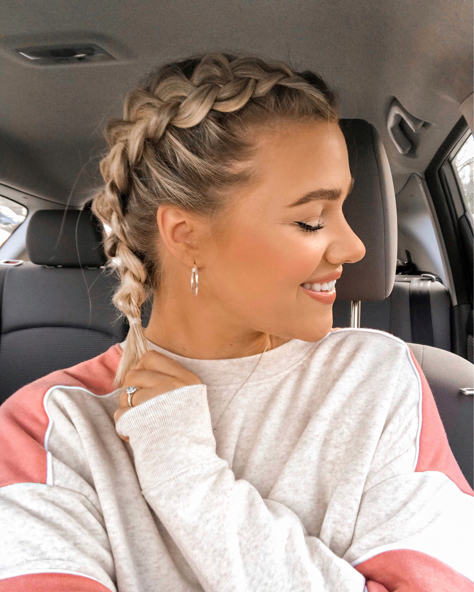 BRE SHEPPARD - Isle Of Paradise Tanning Drops HOW TO : Braid Inspo : Hair Inspo.JPG