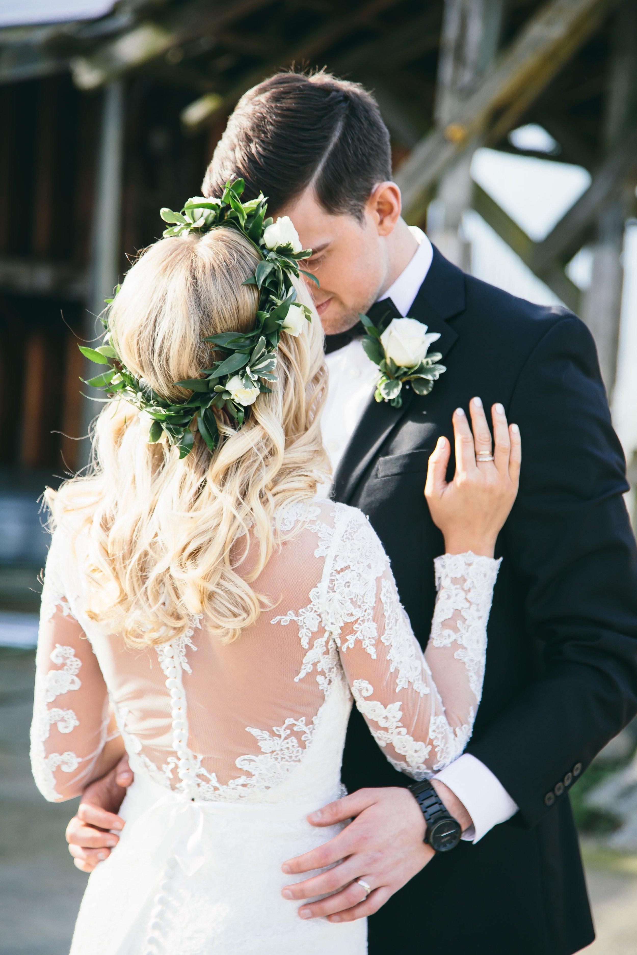 Bre Sheppard Wedding Dress - How To Find The Perfect Dress - Essense of Austraila Long Sleeve Dress.JPG