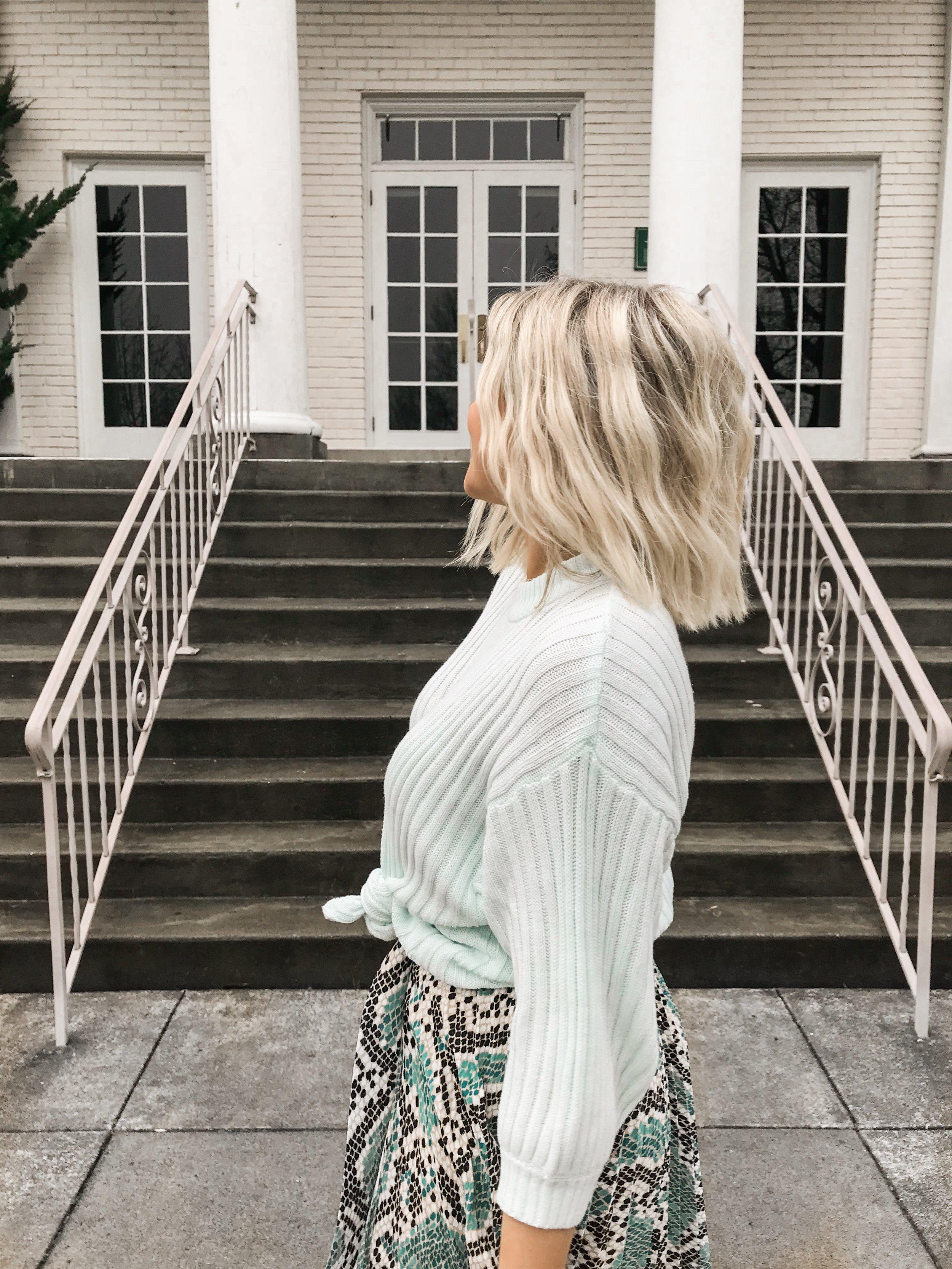 Bre Sheppard : Short Hair Inspo : Blonde Hair : Spring Inspo.JPG