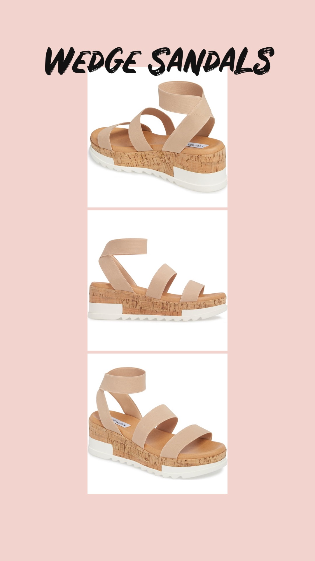 Pretty Pastels This Spring With Nordstrom : Wedge Sandals - bresheppard.com.JPG