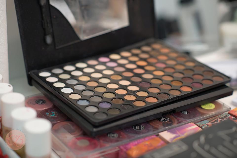 Ashley Watts Makeup - Winston-Salem, NC Makeup Artist  © Oh Betty Boudoir 2015