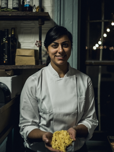Chef Silvia Barban