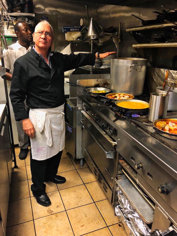 Bernard Ros Paname Restaurant