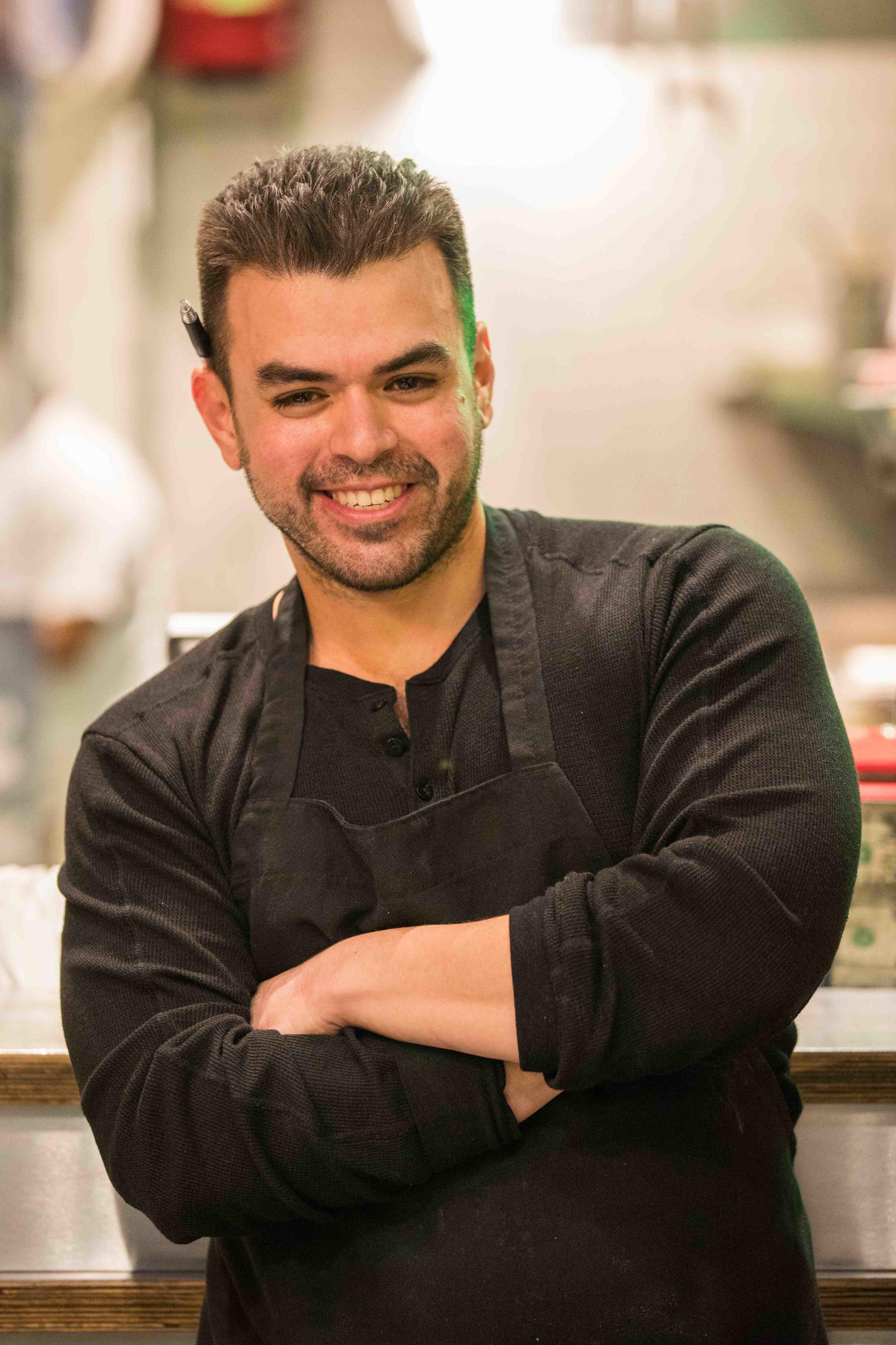 Chef Jonathan - Patacon Pisao