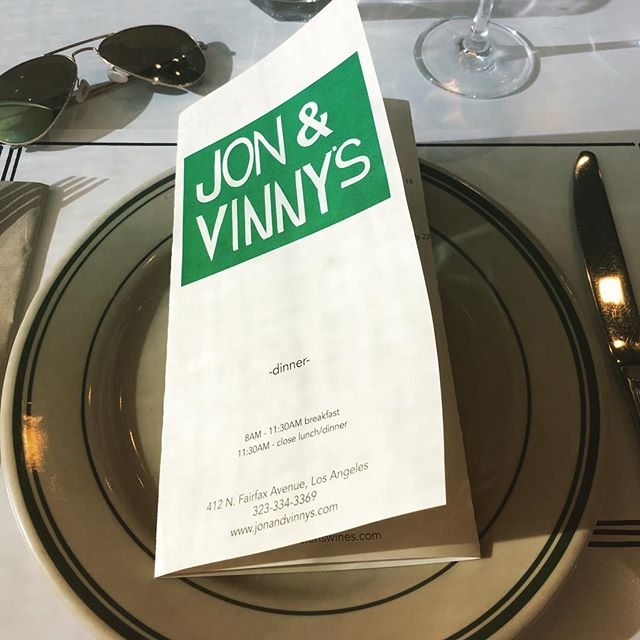 Jon Shook and Vinny Dotolo may be running the best restaurant in LA. Italian, family style, simple and absolutely delicious. Must visit...if you can bear the wait. Oh and there is a wine shop in the back of the restaurant. .. #lafood #italianfood #chefslife #foodphotography #foodtrip #losangeles #chefstalk #chefsofinstagram