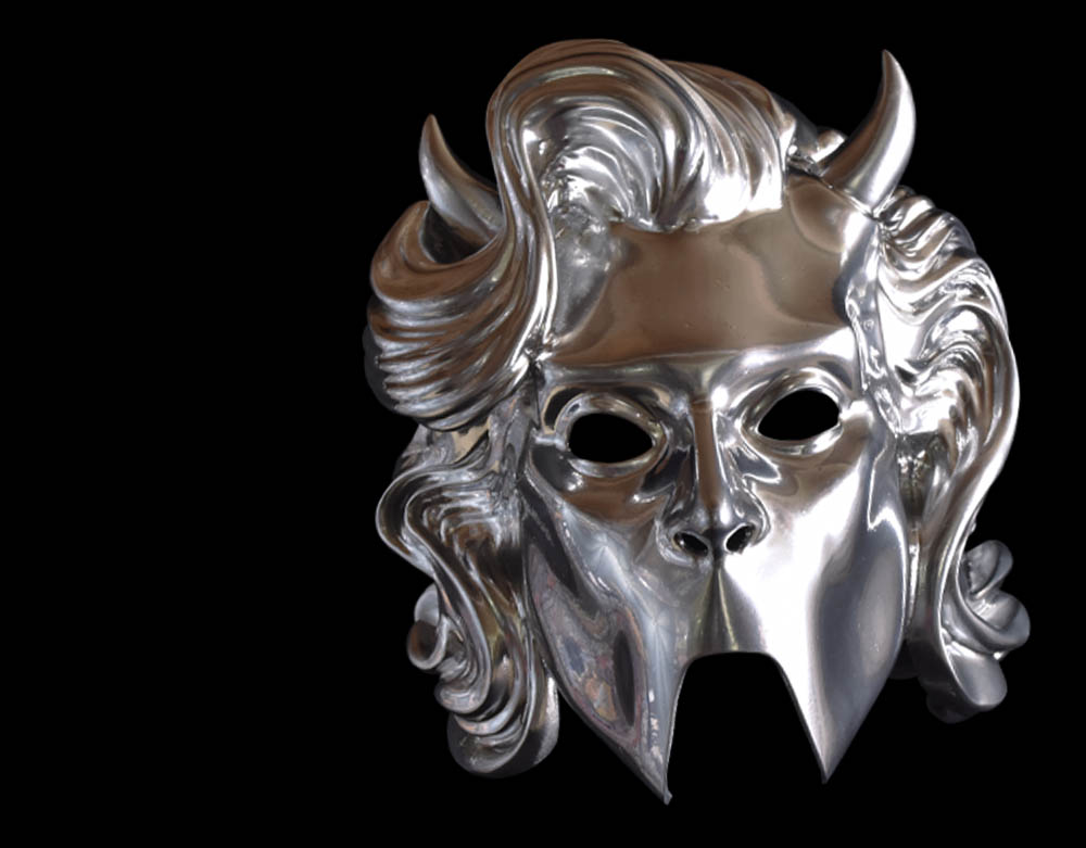 Nameless ghoul Mask Limited edition, Ghost