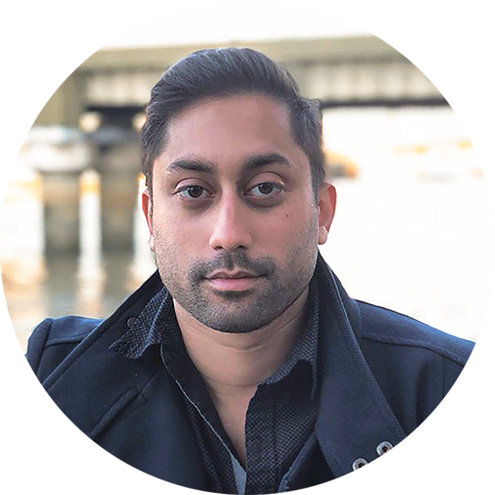 Cody Soodeen  / CEO & Co-Founder