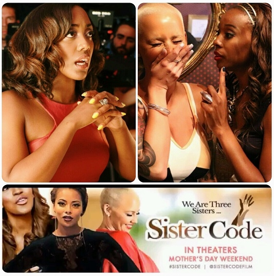 "Check me out as the Hilarious ""Motormouth'  ' WEDNESDAY ' IN 'SISTER CODE' **  Available now ON NETFLIX/ ON DEMAND and on AMAZON.COM                                                                                         ---------> CLICK THE PIC TO PURCHASE/WATCH"