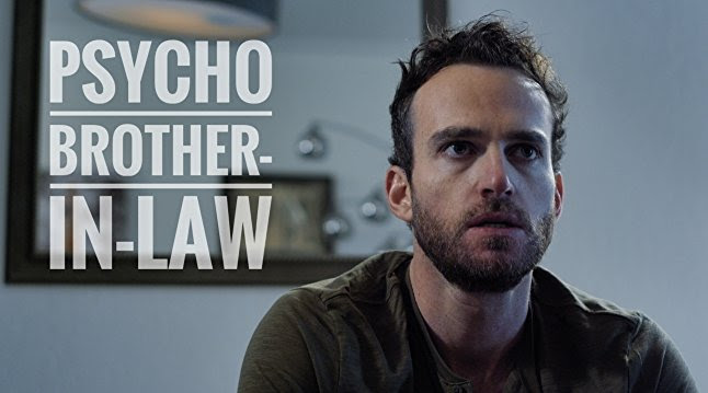 Catch me kicking  ass as Detective Torres in LIFETIME MOVIE'S PYSCHO BROTHER IN LAW- 2018 PREMIERE  Directed by: Jose Montesinos