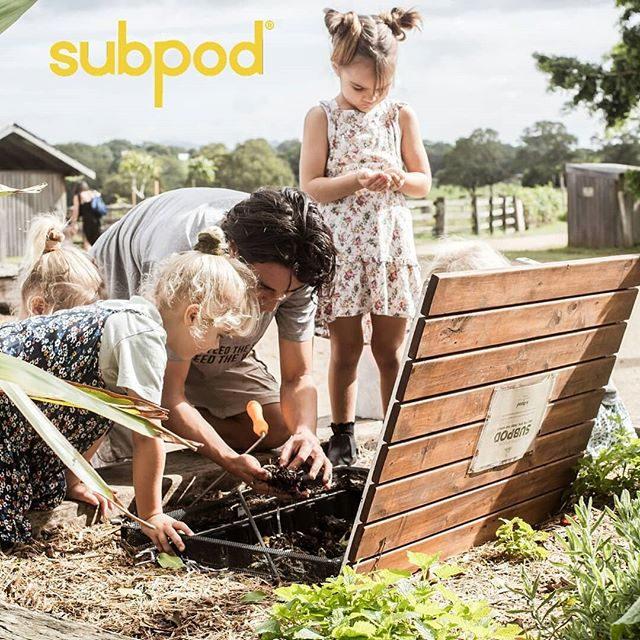 """The best way to predict our future is to make it""  Abraham Lincoln  Let's make a future where composting is apart of everyday living - Where treasure chest seats open up to reveal black gold 🌎 There is only 1 more week till our @indiegogo campaign finishes 💥 We are extremely thankful to the 628 BACKERS helping up reach 240% of our goal 💚 If you haven't got your Subpod yet, there is still time 🙌 The early bird gets the worm, or in this case the early bird price ($99 US + Shipping) 🐦 🌱Make Composting Apart of YOUR everyday living🌱 👉Link In Bio👈  @thefarmatbyronbay @byron.bay.nsw  #feedthesoilfeedtheworld🌍  homestead#homesteading#sustainablesprout#greenschool#raisedgardenbeds#urbangardenersrubplic#urbanorganicgardener#groworganic#gardenactivist#gardeninspo#learntogrow#urbangardening#growveggies#greencafe"
