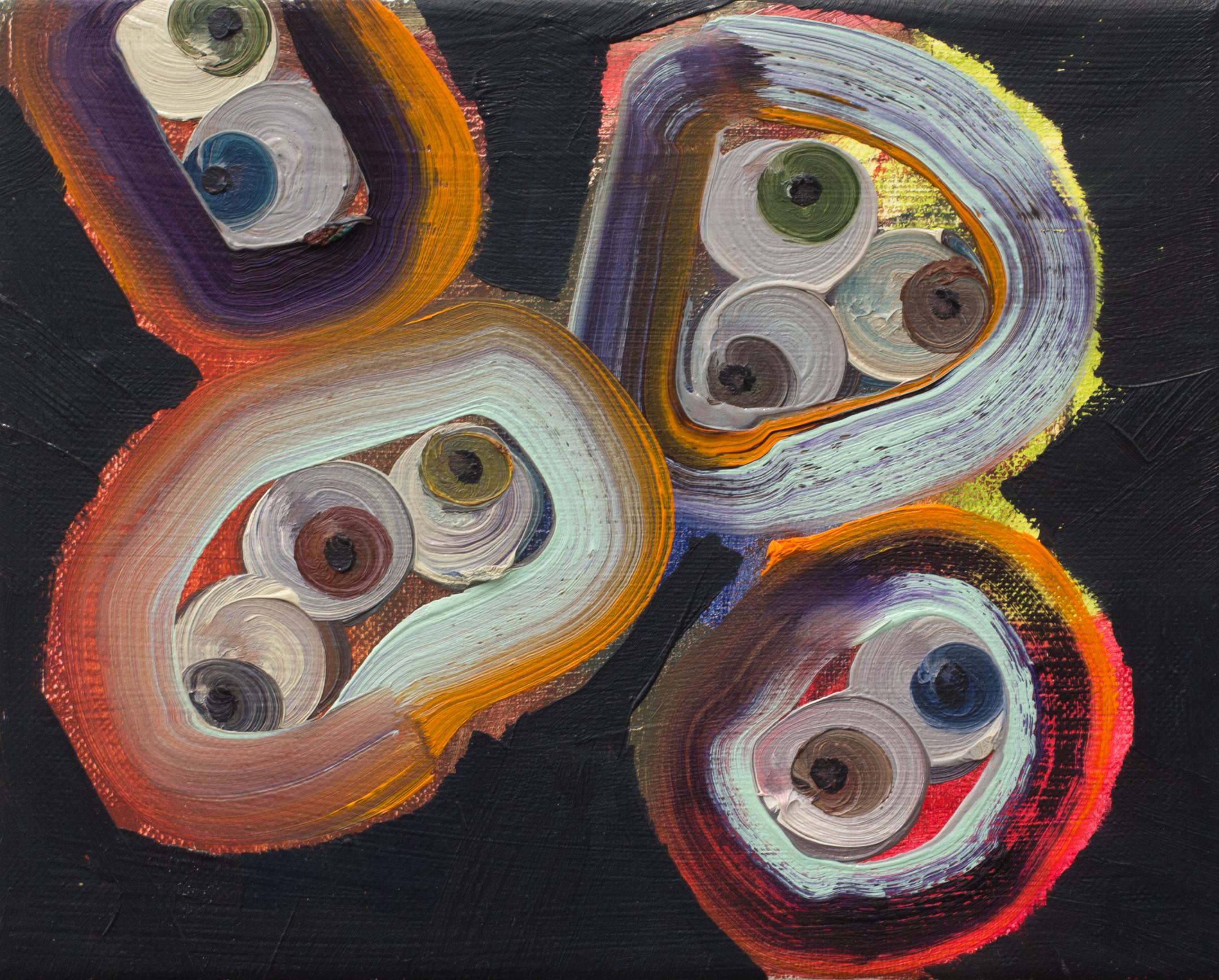 Eyeball Painting #7