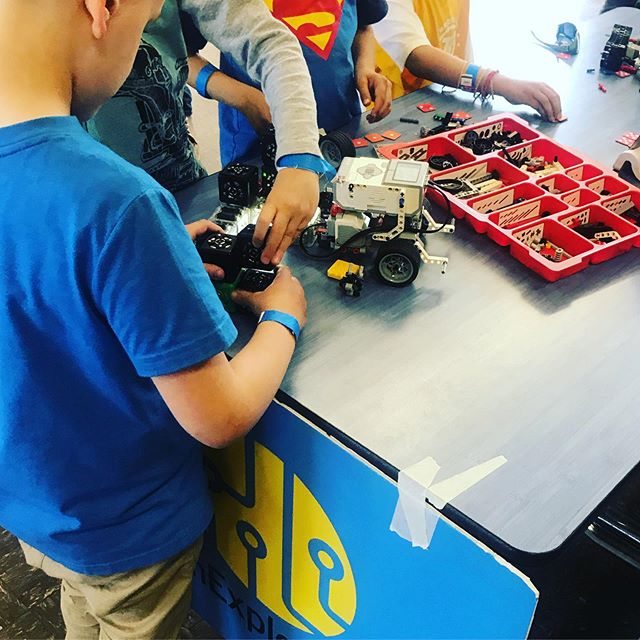 @techexplorersbk @ STEAM Fair 2019  #steam #stemeducation #tech #techkids