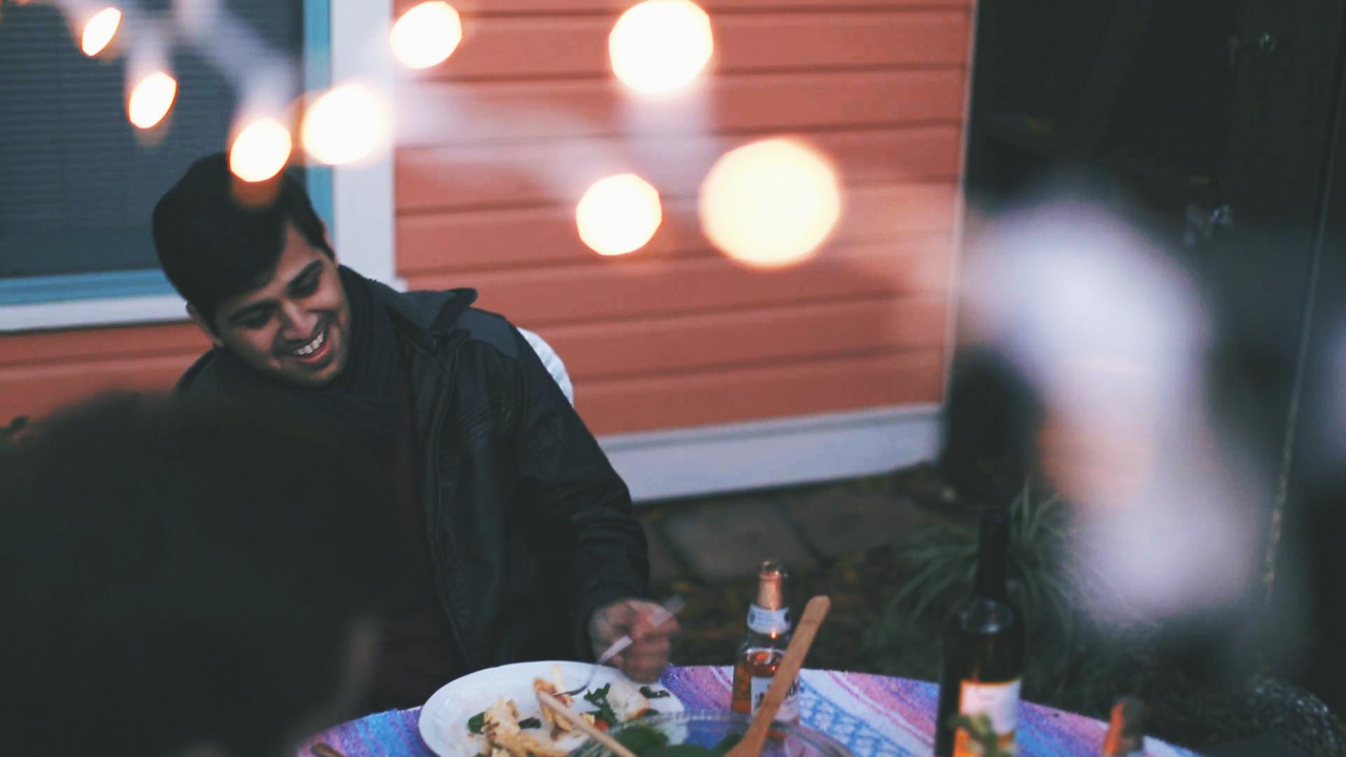 Dinner Party (Film Shoot)