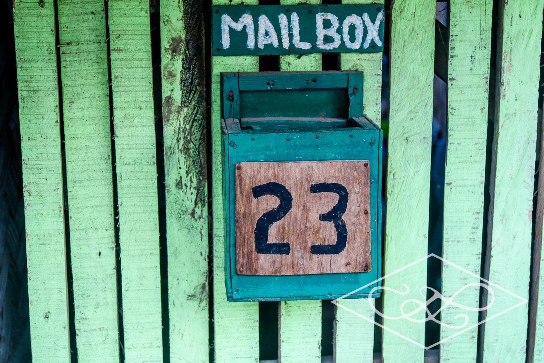 Mailbox #23