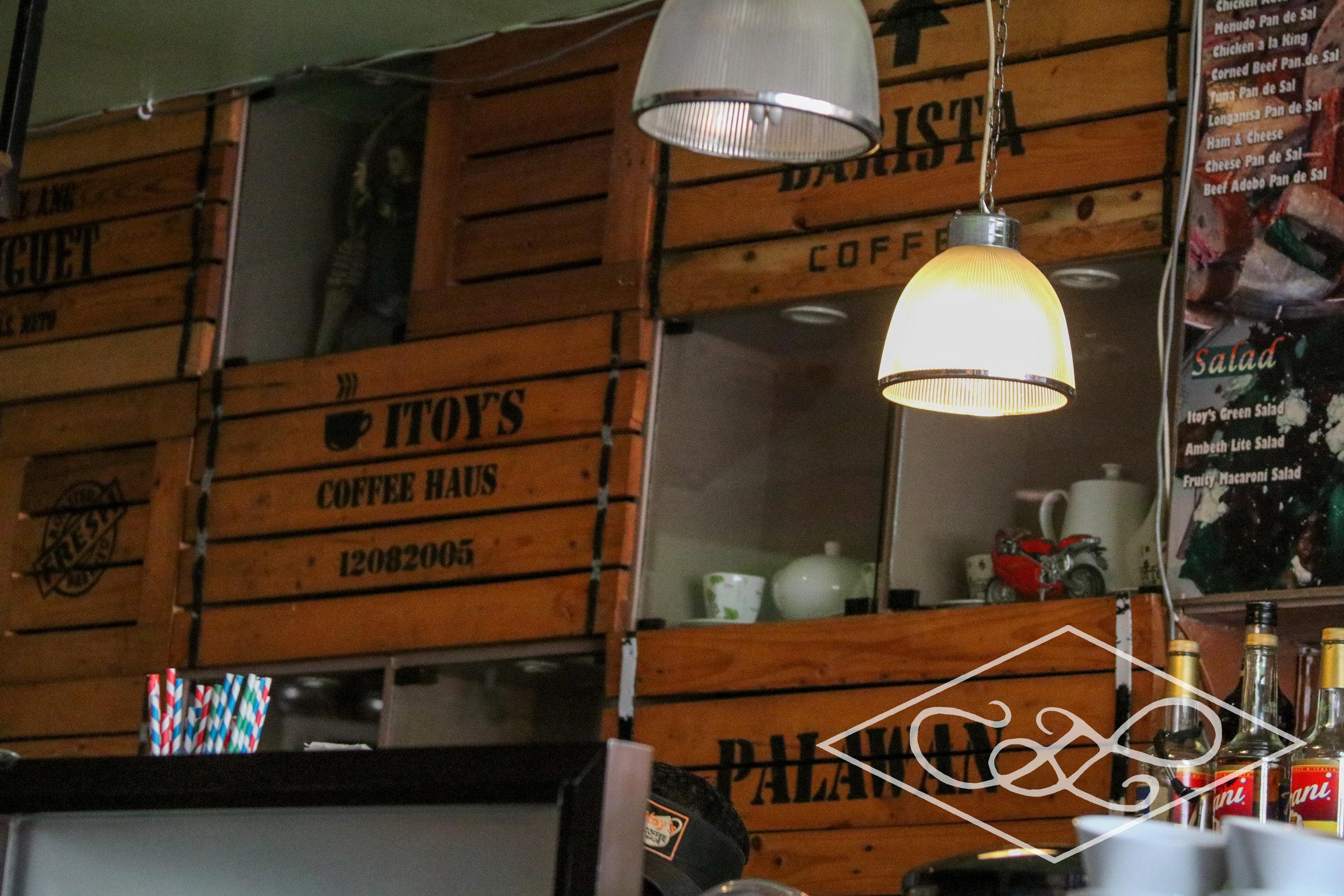 Itoys Coffee Haus