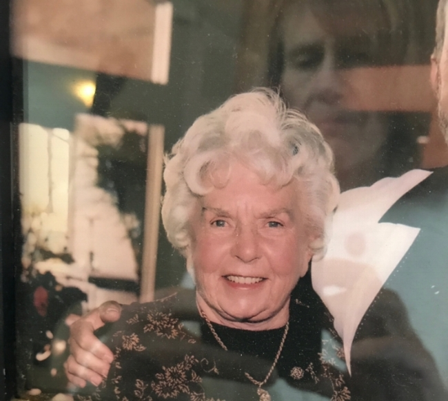 Farewell Mary Virginia Noe Erickson, American, died May 4, 2017. Still a flirt and bosom friend to her dying day, Virginia was my mother-in-law and one tough cookie. I will miss her.