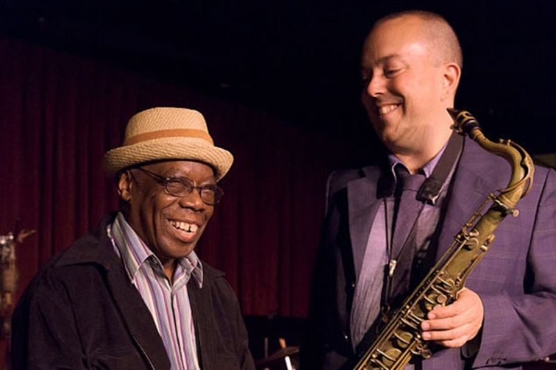 Andrew Cyrille & Bill McHenry - Saturday, September 23, 9:30-10:30pmInternational House