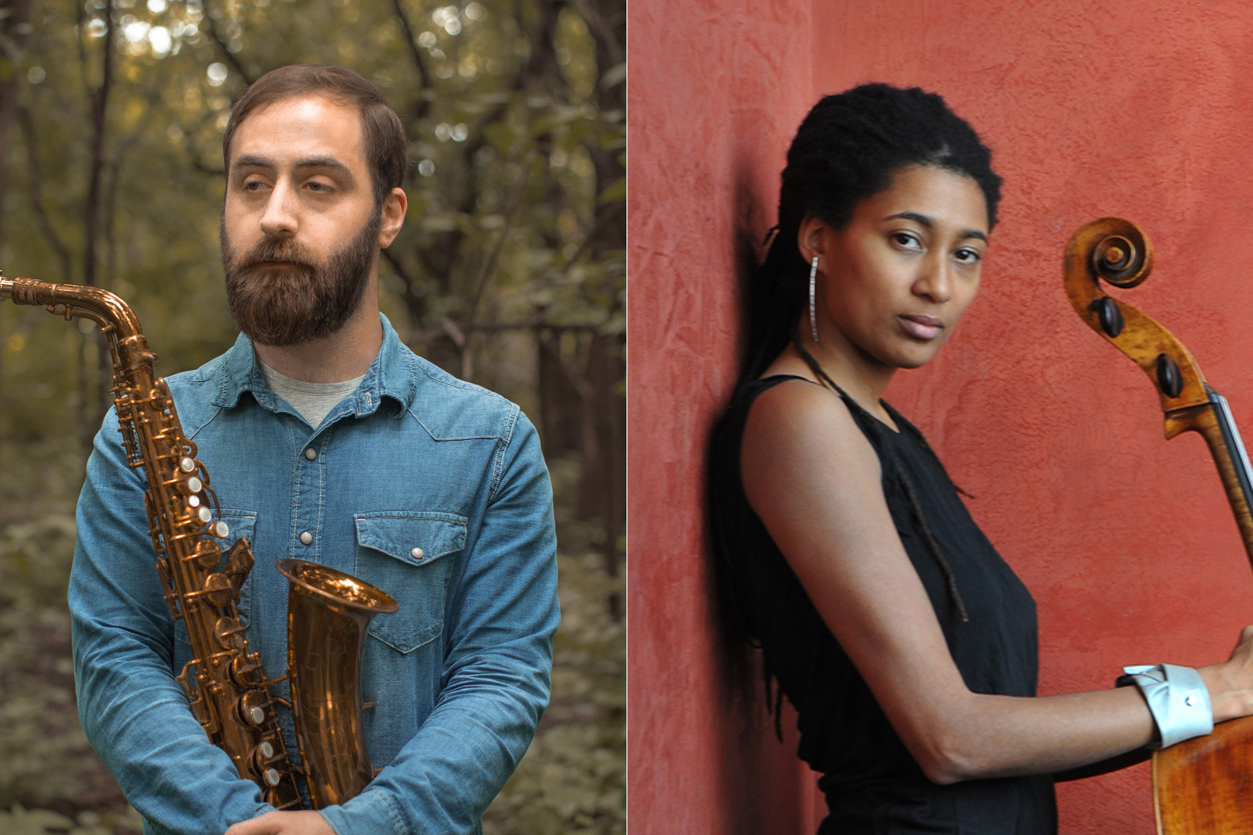 Nick Mazzarella/Tomeka Reid Duo - Saturday, September 23, 4;30-5:30pmDuSable Museum