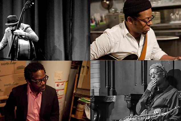 Joshua Abrams, Ari Brown, Gerald Cleaver, Jeff Parker Quartet - Saturday, September 24, 9:30-10:30pmInternational House