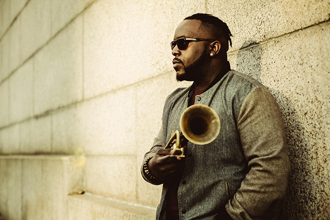 Marquis Hill Blacktet - Sunday, September 25, 2:00-3:00pmWagner Stage