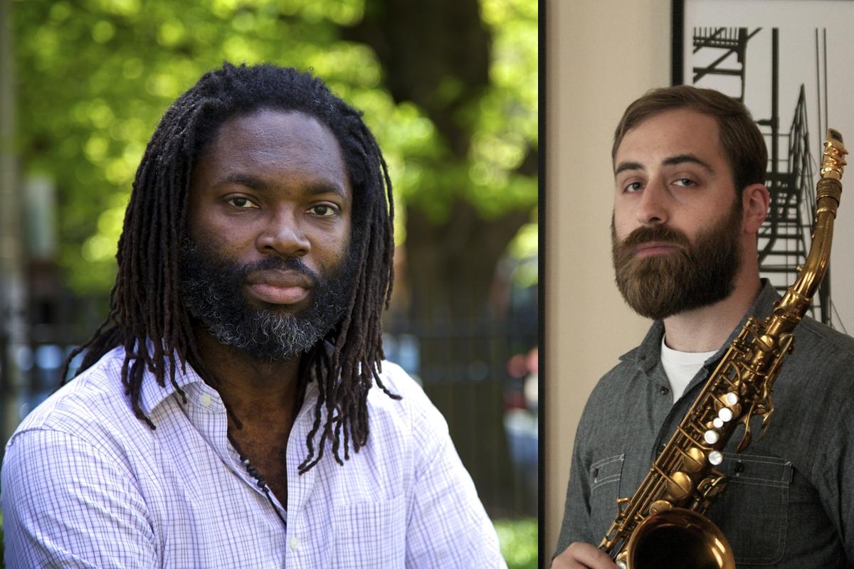 Dana Hall/Nick Mazzarella Duo - Saturday, September 26, 3:00-4:00pmLogan Center Performance Penthouse