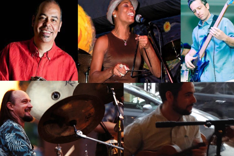 Bossa Tres Group - Saturday, September 26, 2:30-3:30pmWest Stage