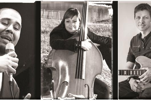 Saalik Ziyad S.M.S. Trio - Saturday, September 26, 4:00-5:00pmHyde Park Bank