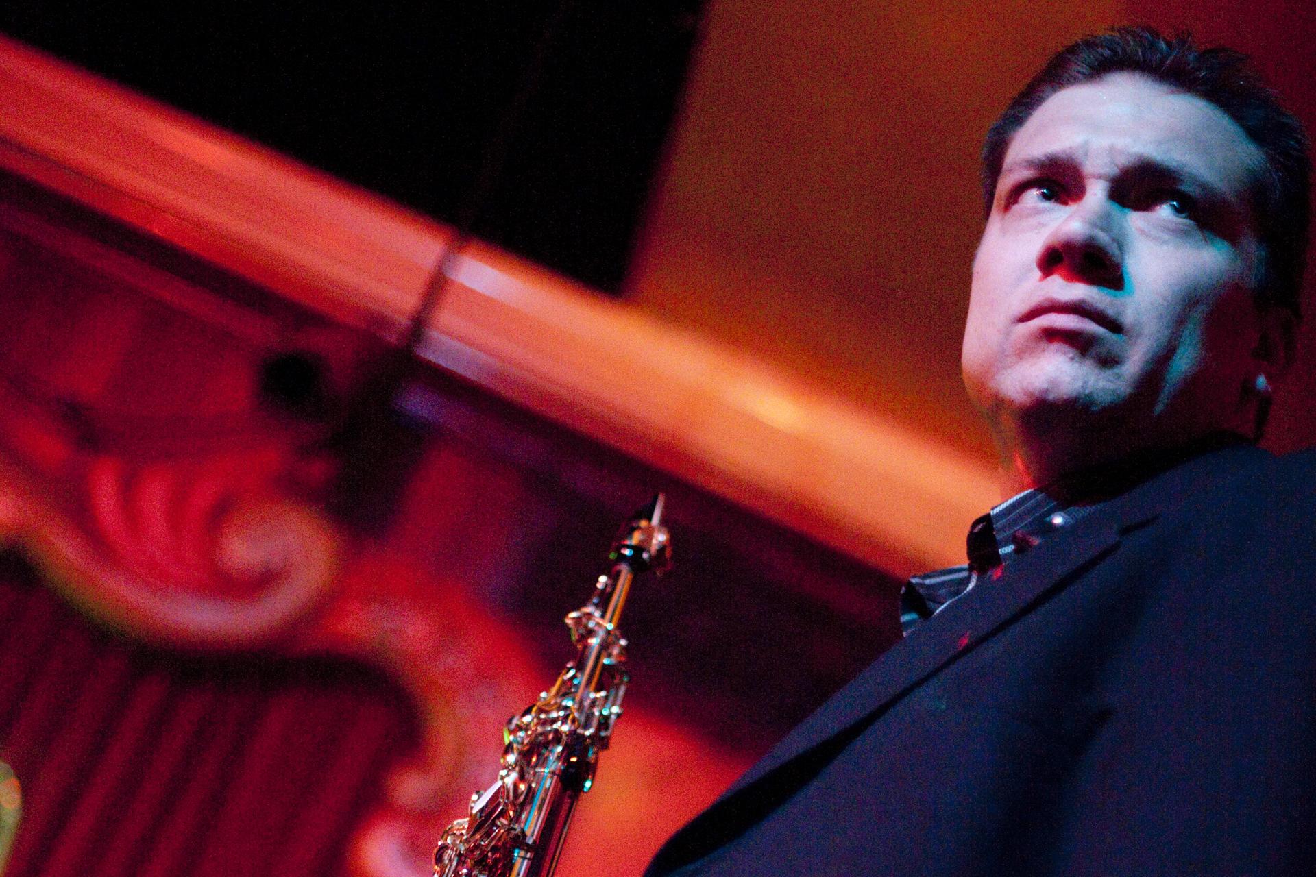 John Wojciechowski Quartet - Saturday, September 26, 6:00-7:00pmWagner Stage