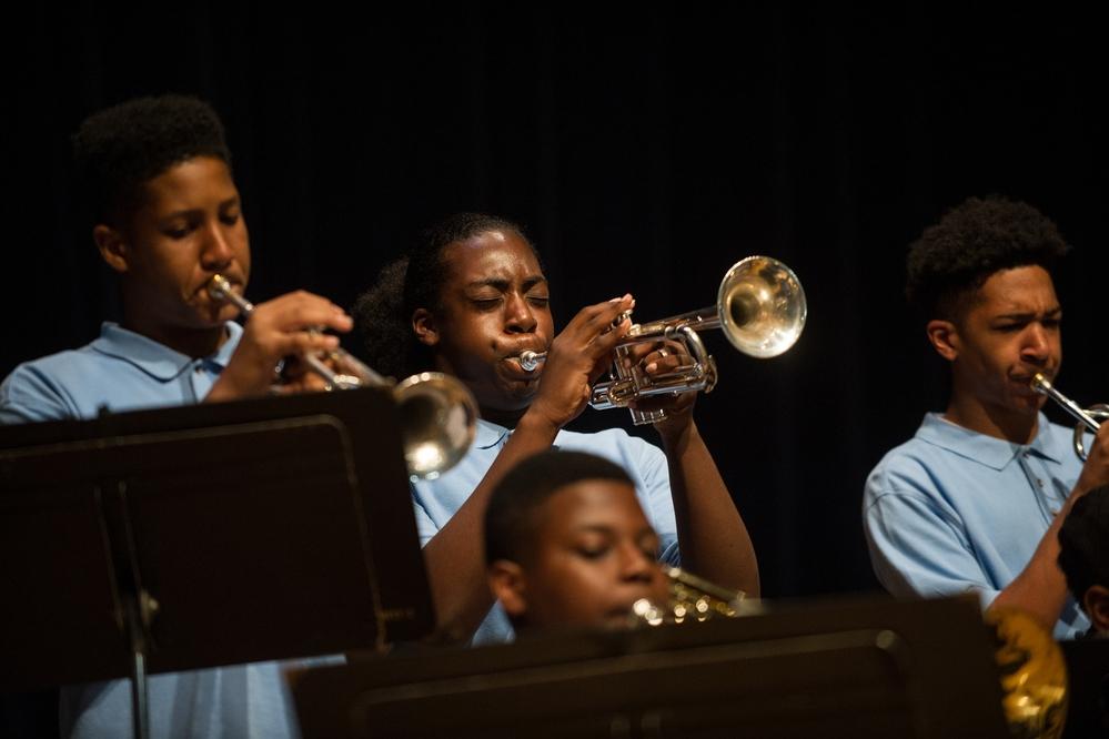 Kenwood Academy Jazz Band -
