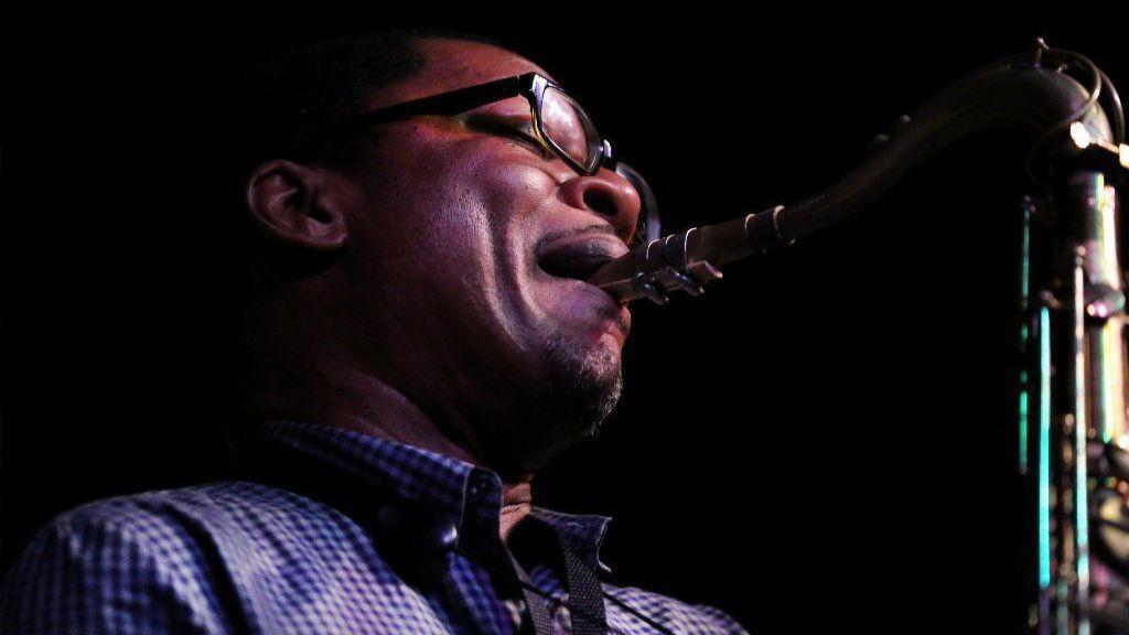 Saxophonist Ravi Coltrane will be among the headliners at this weekend's 12th annual Hyde Park Jazz Festival (Chris Sweda/Chicago Tribune)