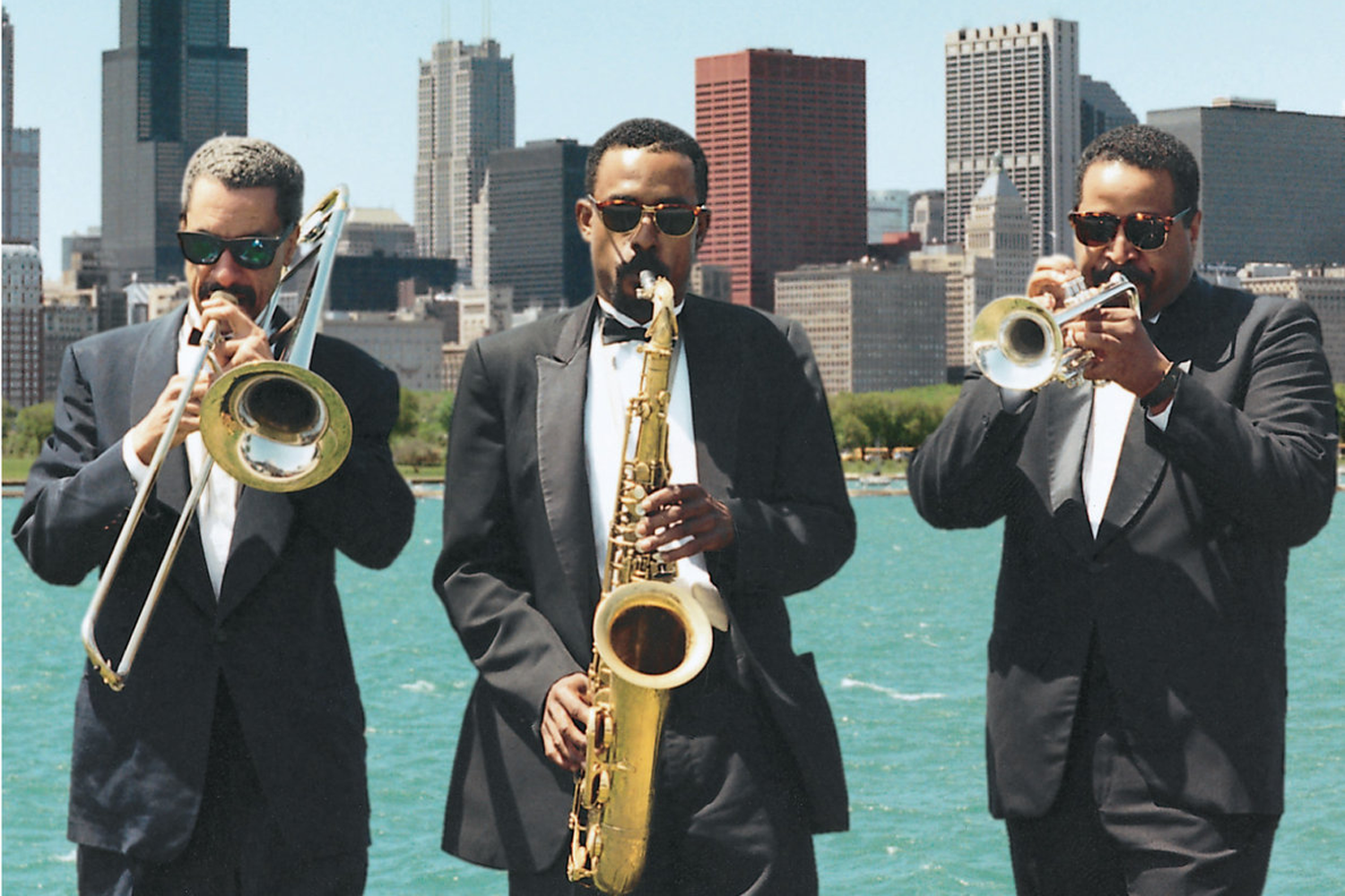 Bill McFarland & The Chicago Horns -