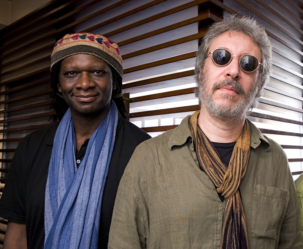 Karuna: Hamid Drake and Adam Rudolph Duet -