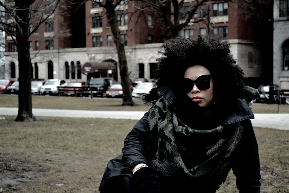 DJ Sadie Woods -
