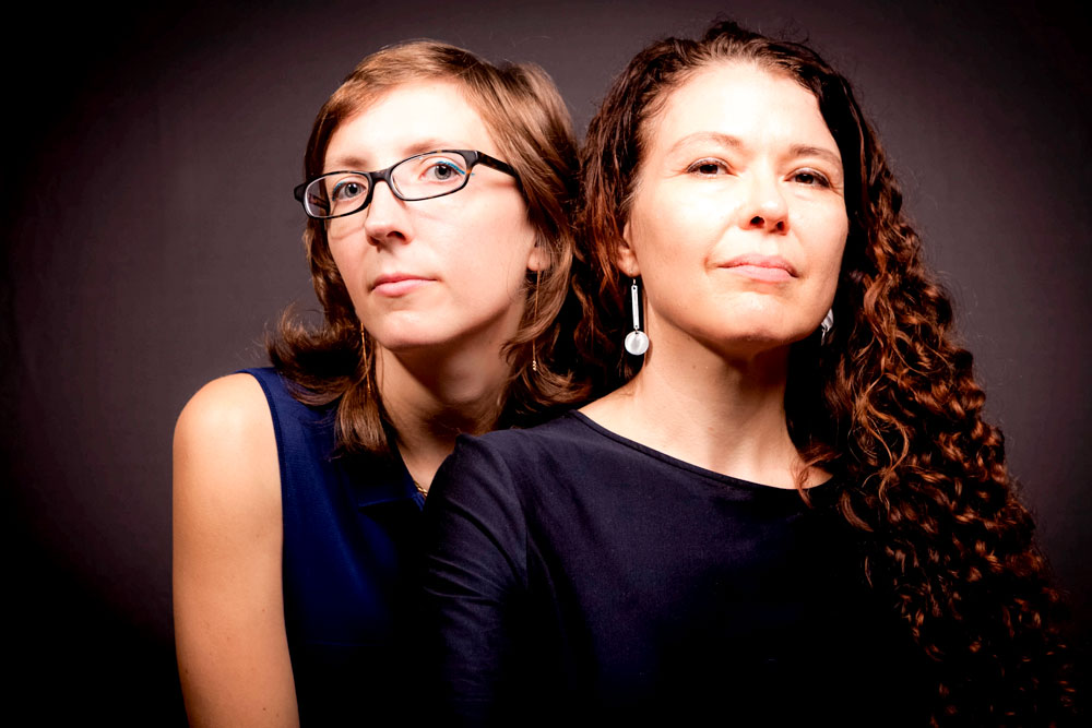 Sylvie Courvoisier & Mary Halvorson Duo -