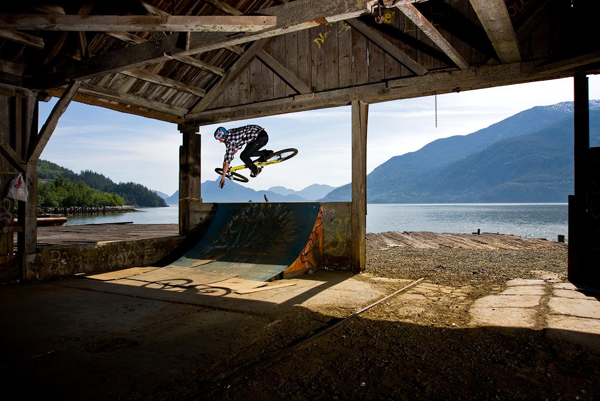 Eric Lawrenuk - Squamish, BC.