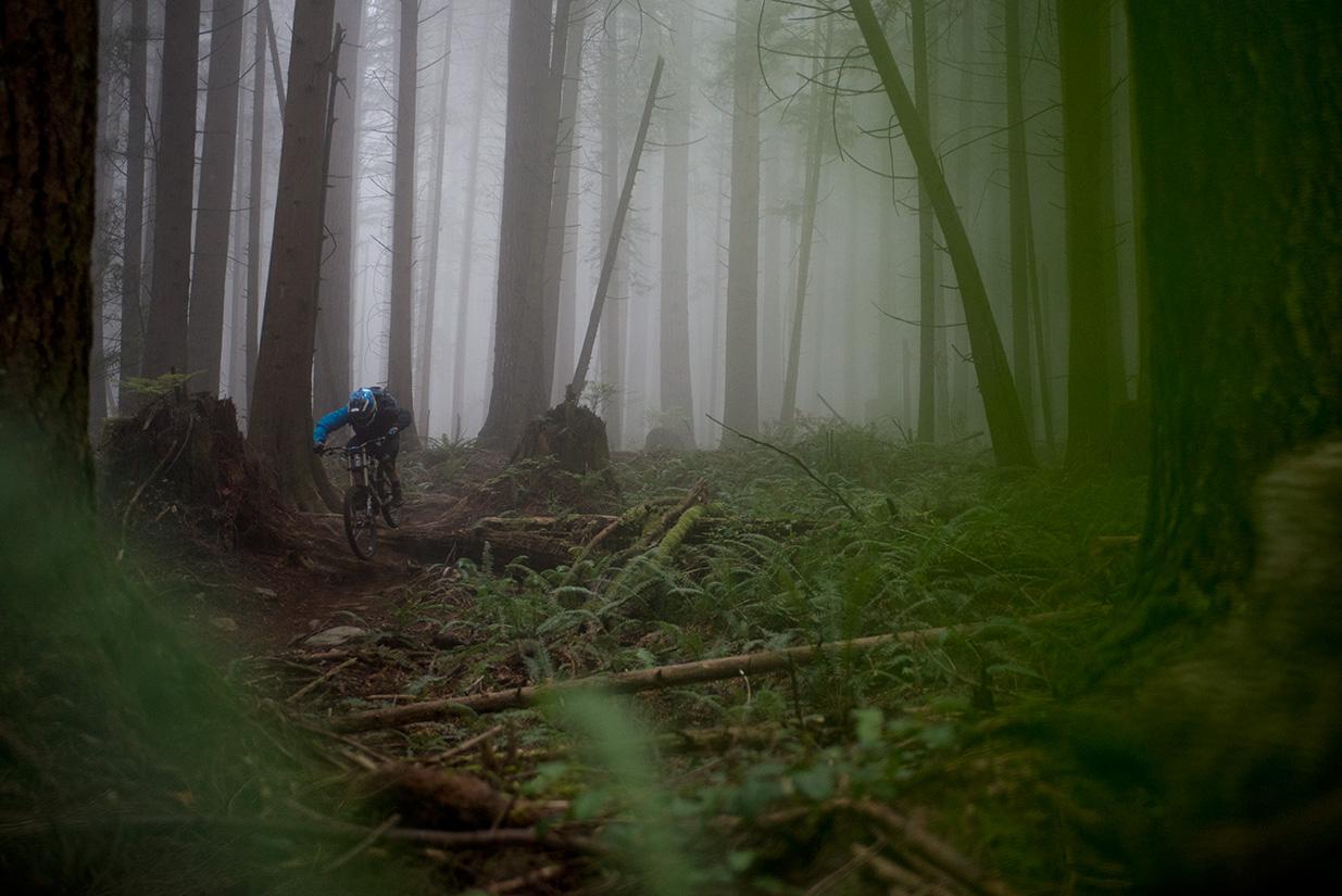 Ryan Berrecloth -Burke Mountain, BC.