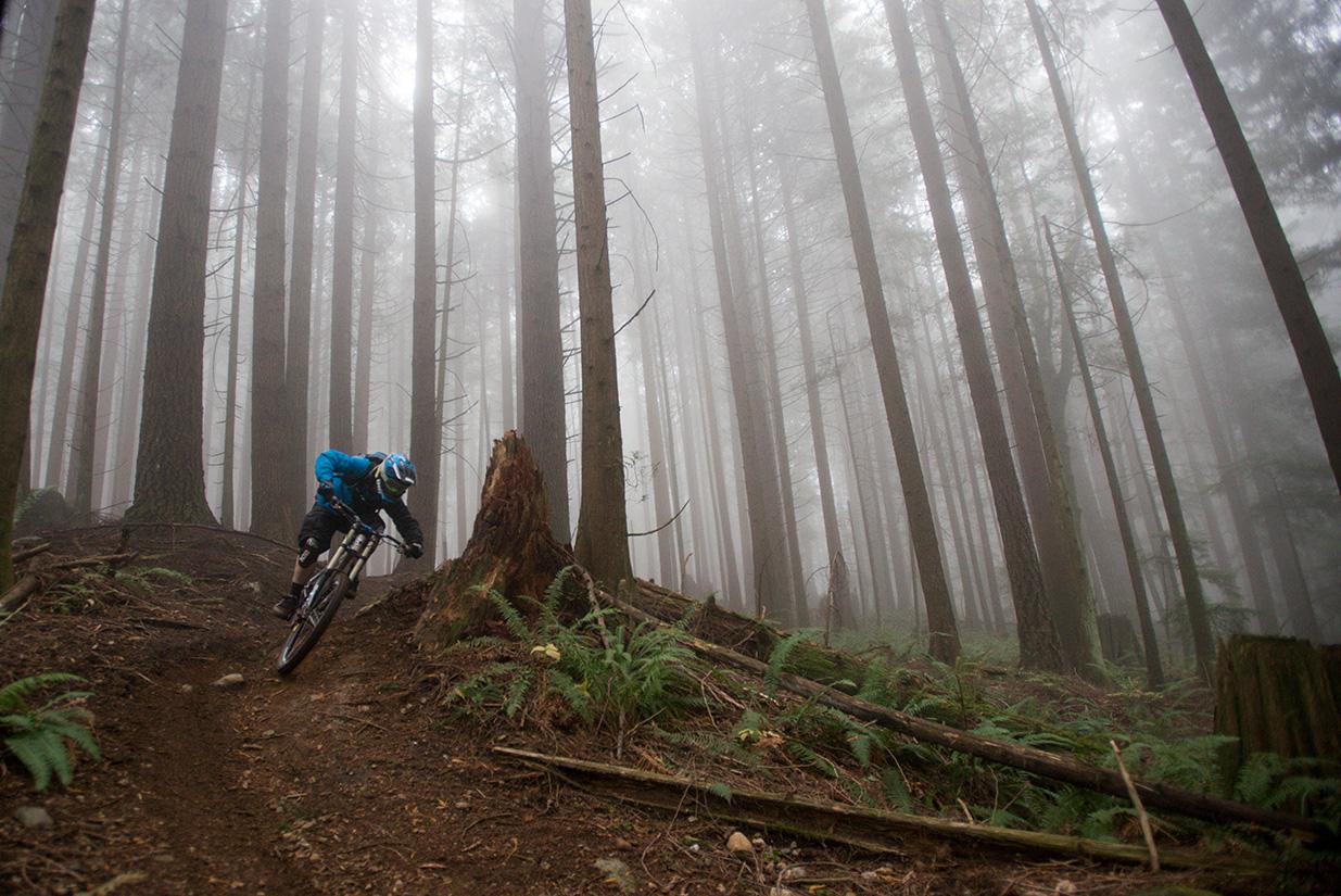 Ryan Berrecloth - Burke Mountain, BC.