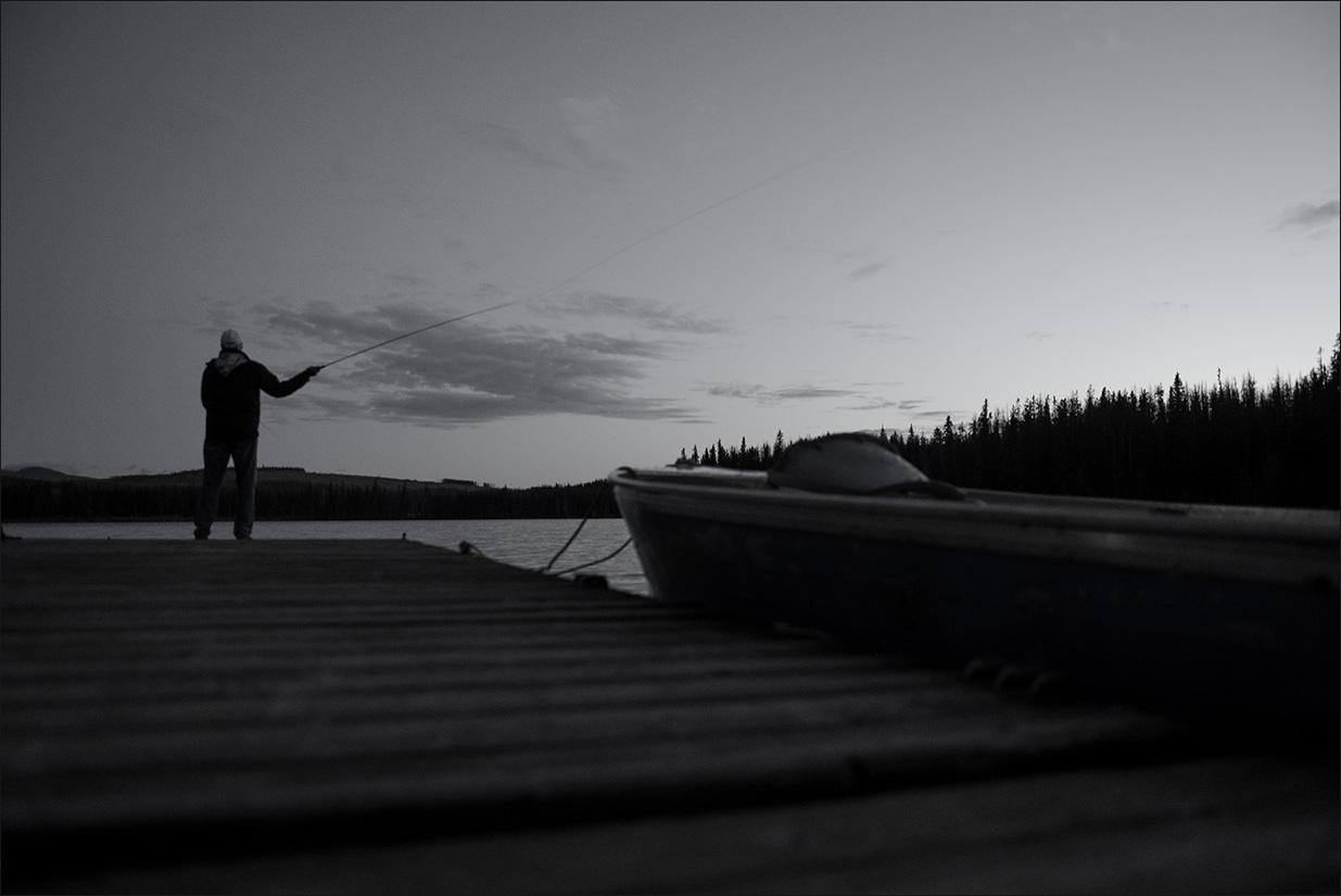 Dock Work.